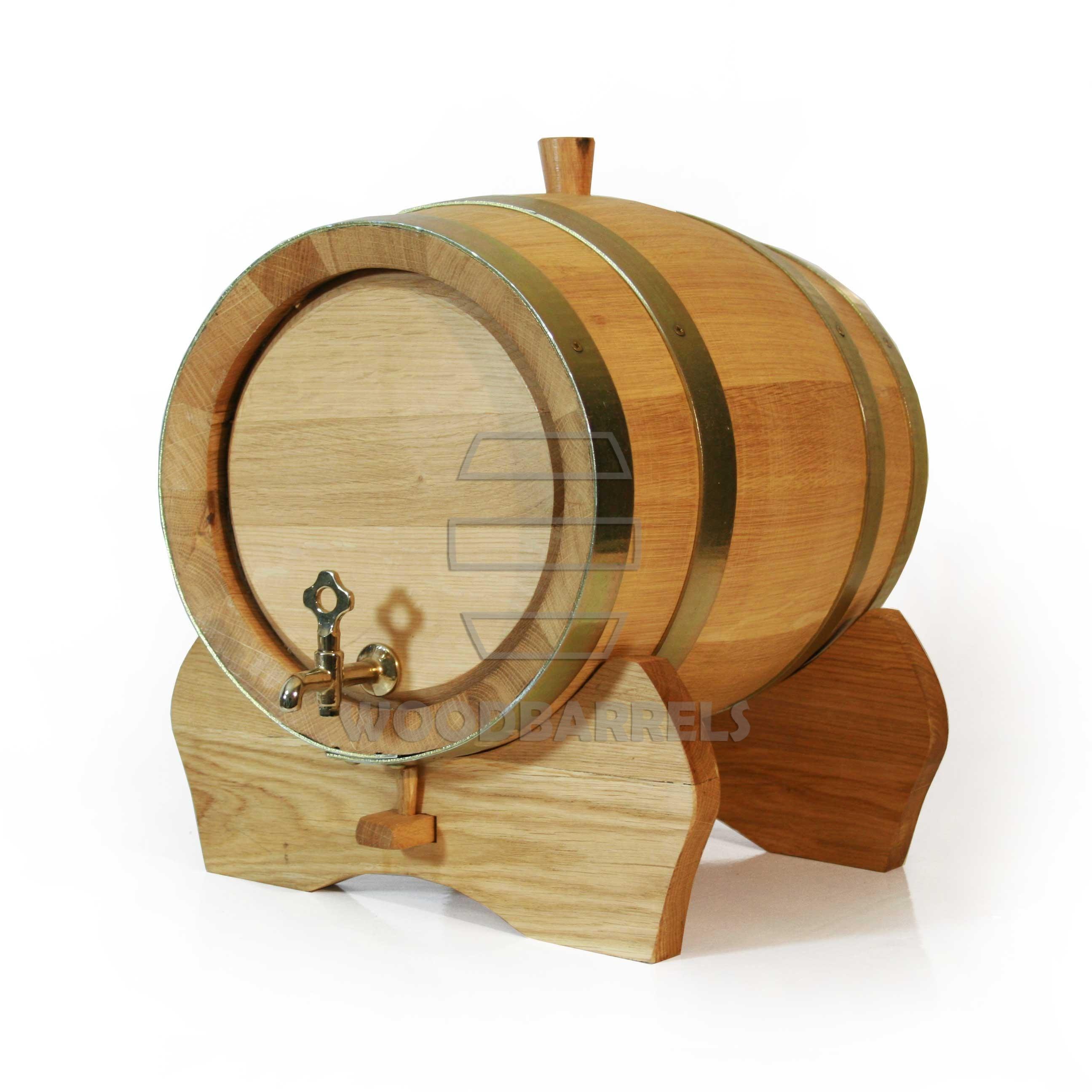 10 Litres Medium Barrel Oak Wine Barrels For Sale