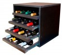 Cube Wine Rack 16 bottles