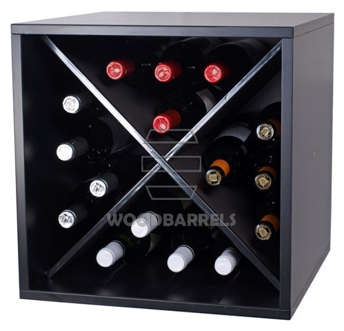 Cube Wine Rack 4x4 bottles