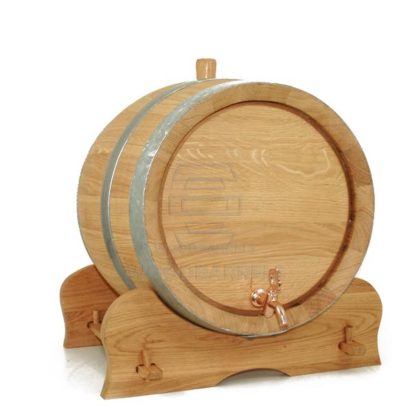 Oak Barrels Display Barrels Wooden Bathtub Wine