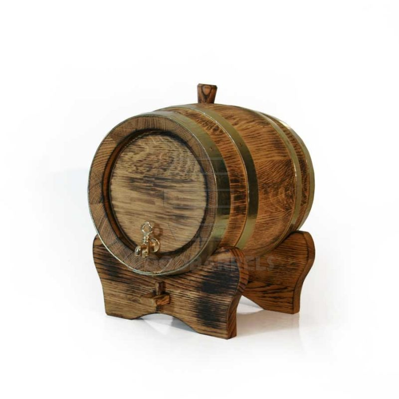 Small Oak Barrel 3L
