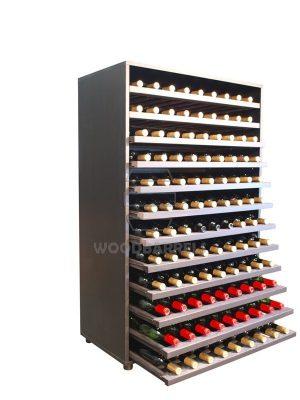 Wine Rack Display 108 bottles