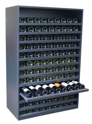 Wine Rack Display 108 bottles