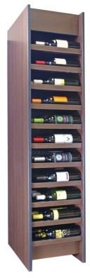 Wine Rack Display 66 bottles