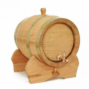 15 litre wine barrel