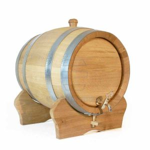 20l oak barrel