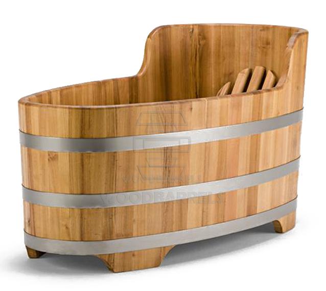 Oak Barrels - Display Barrels - Wooden Bathtub - Wine ...