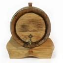 stainless steel barrel 10 liter