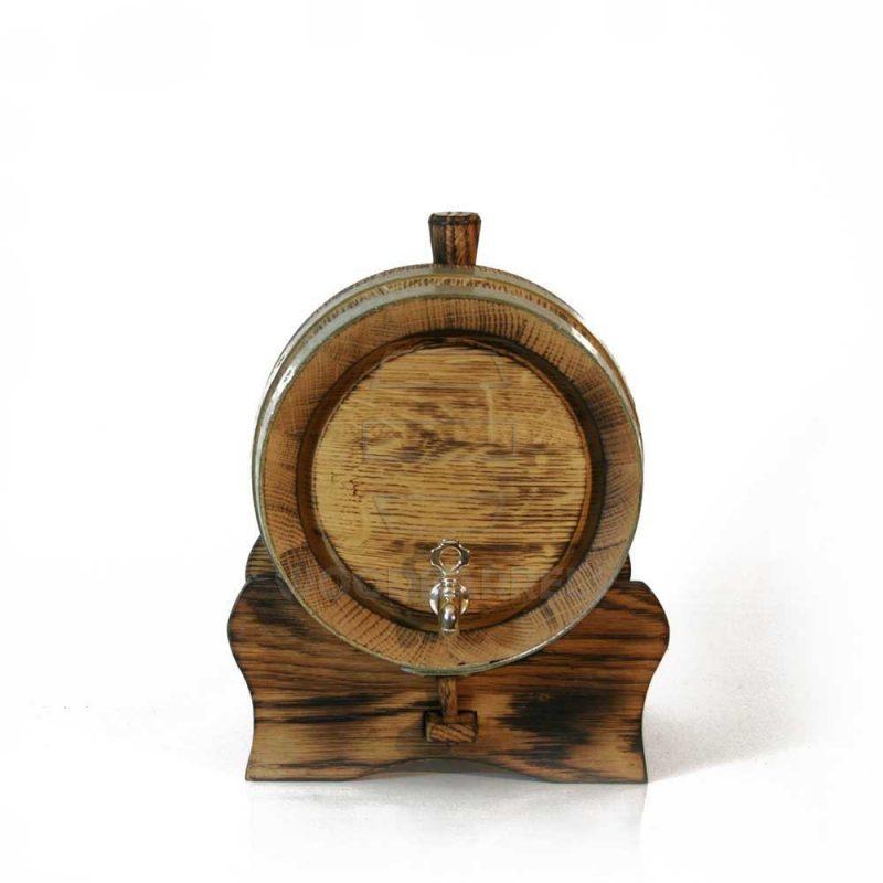 3 litre oak barrel
