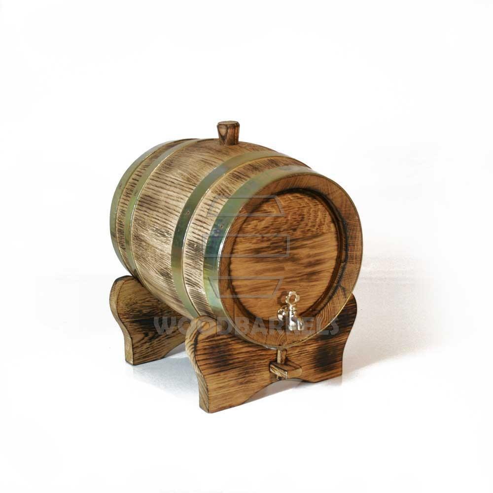 5 Litres Medium Barrel 5 Liter Whiskey Barrel