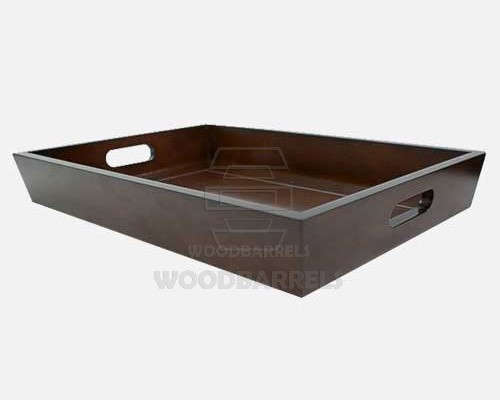 Wooden Trays Supplier Round Wooden Tray Uk With Handles