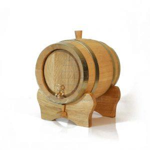 wooden barrels 5 litres