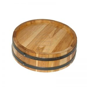shallow barrel ends