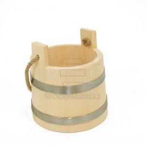 Pine Bucket 5 litres