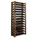 wooden cube wine racks