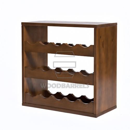 Cube Wine Rack 15 bottles