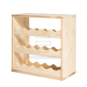 Cube Wine Rack 15 bottles