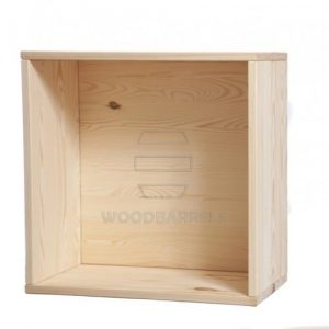 Cube Wine Rack Box 1