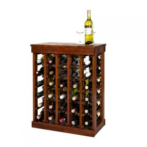 Cube Wine Rack for 30 bottles