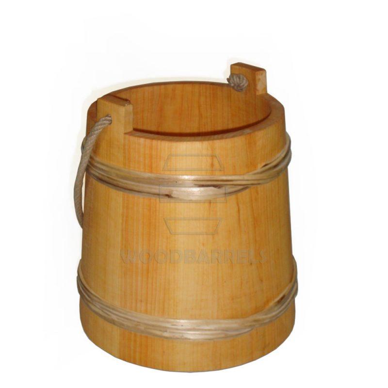 Pine Bucket 10 litres