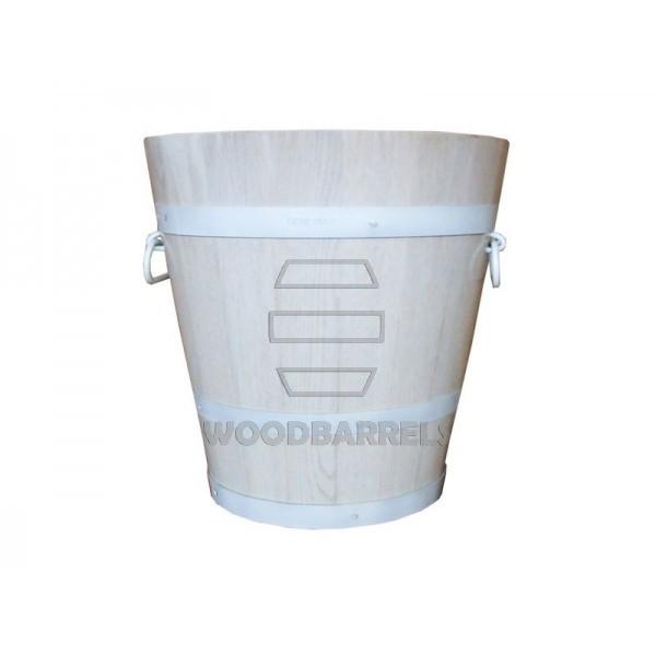 Round Oak Planter-34x35cm