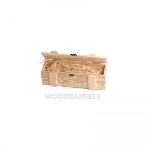 Wine Crate for 1 bottle natural