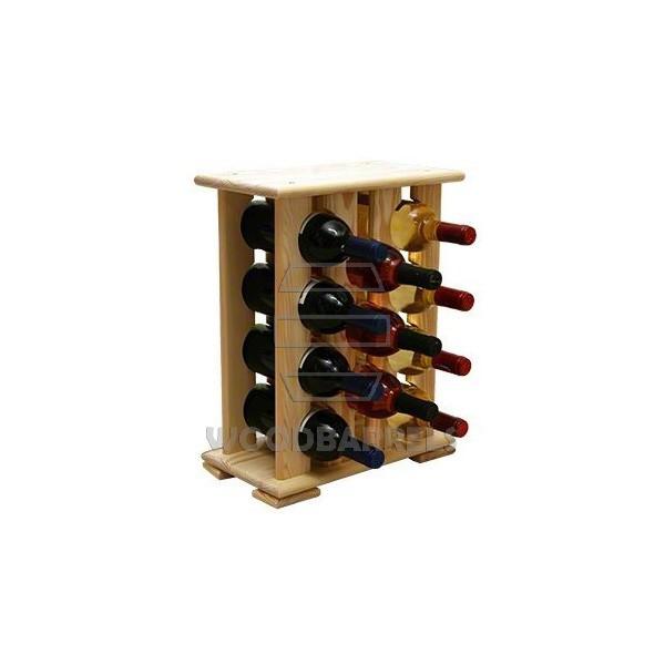Wine Rack 11 bottles