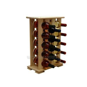 Wine Rack 14 bottles 4x5