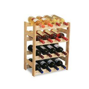 Wine Rack 16 bottles