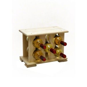 Wine Rack 5 bottles