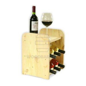 Wine Rack 6 bottles