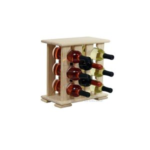 Wine Rack 8 bottles