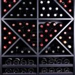 Wine Rack Display 112 bottles