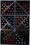 Wine Rack Display 124 bottles