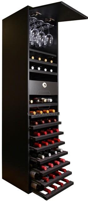 Wine Rack Display 44 bottles
