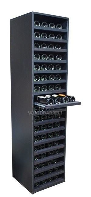 Wine Rack Display 68 bottles
