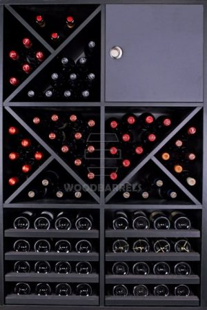 Wine Rack Display 92 bottles