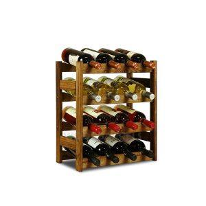 Wine Rack for 16 bottles