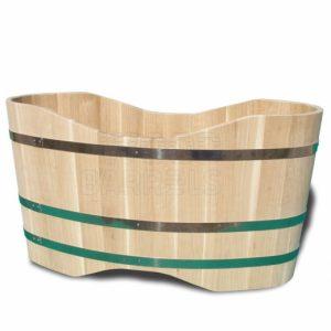Wooden Bathtub UK