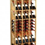 Wooden Wine Rack Display 18 brands