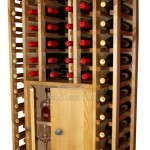 Wooden-Wine-Rack-Display-2-doors-46-bottles-3