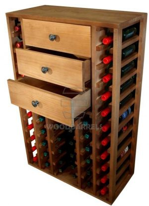 Wooden-Wine-Rack-Display-46-bottles