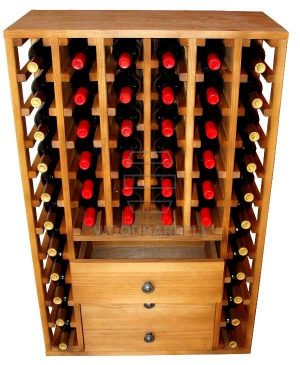 Wooden-Wine-Rack-Display-for-46-bottles