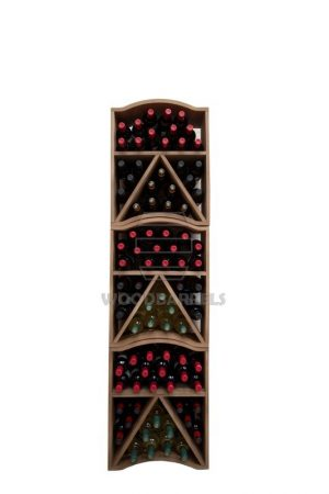 Wooden Wine Rack for 30 bottles