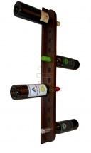 Wooden Wine Rack tree