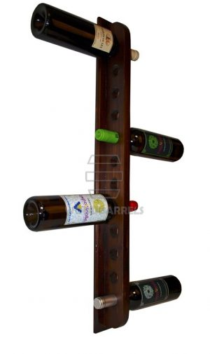 Wooden Wine Rack tree