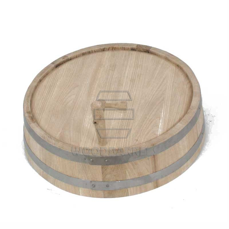 Decorative Barrel End For Pubs And Bars Made Of Birch Wood