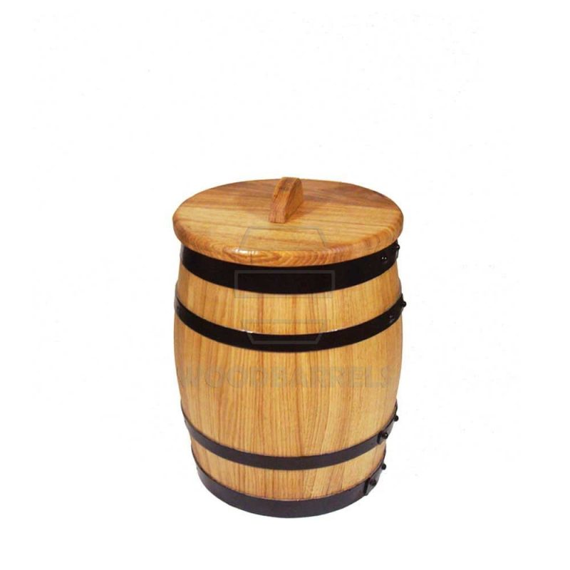 Oak Storage Barrel 10L