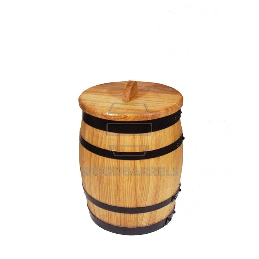 Oak Storage Barrel 10l