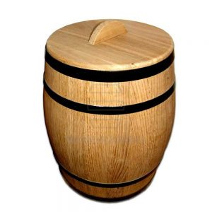 wooden water barrels uk